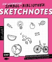 Let's sketch! Sketchnotes - Die ultimative Symbol-Bibliothek