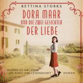 Dora Maar und die zwei Gesichter der Liebe, 1 Audio-CD, MP3