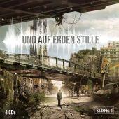 Und auf Erden Stille, 4 Audio-CD Cover
