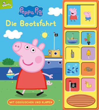 Peppa Pig - Die Bootsfahrt