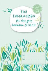 """Eine Erinnerungsbox für eine ganz besondere Schulzeit """"live - love - teach"""""""