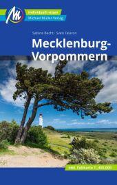 Mecklenburg-Vorpommern Reiseführer Michael Müller Verlag Cover