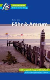 Föhr & Amrum Reiseführer Michael Müller Verlag Cover
