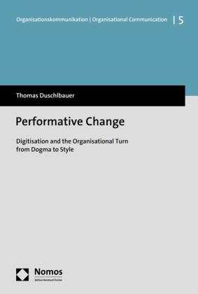 Performative Change