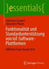 Funktionalität und Standardunterstützung von IoT-Software-Plattformen