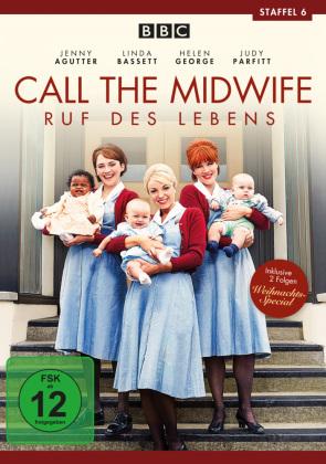 Call the Midwife - Ruf des Lebens, 3 DVD