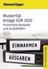 Musterfall Anlage EÜR 2020