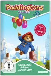 Paddingtons Abenteuer, 1 DVD