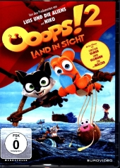 Ooops! 2 - Land in Sicht, 1 DVD Cover