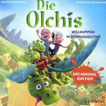 Die Olchis - Hörspiel zum Kinofilm, 1 Audio-CD