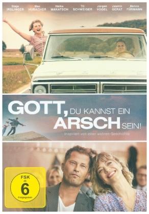Gott, du kannst ein Arsch sein!, 1 DVD