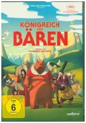 Königreich der Bären, 1 DVD Cover