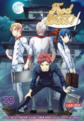 Food Wars - Shokugeki No Soma