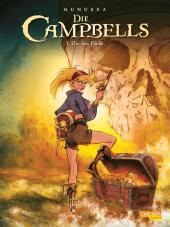 Die Campbells: Die drei Flüche Cover
