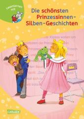 Die schönsten Prinzessinnen-Silben-Geschichten Cover