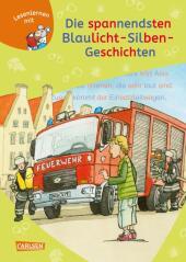 Die spannendsten Blaulicht-Silben-Geschichten Cover