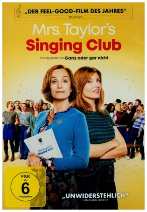 Mrs. Taylor's Singing Club, 1 DVD