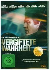 Vergiftete Wahrheit, 1 DVD Cover