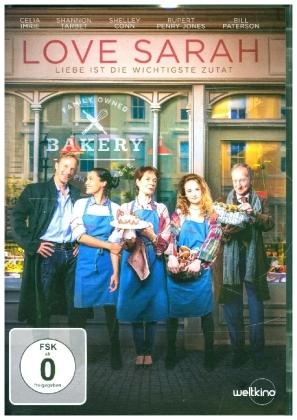 Love Sarah - Liebe ist die wichtigste Zutat, 1 DVD