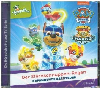 PAW Patrol - Der Sternschnuppen-Regen, 1 Audio-CD