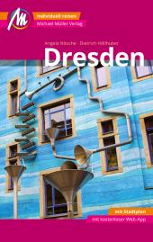 Dresden MM-City Reiseführer Michael Müller Verlag Cover