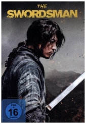 The Swordsman, 1 DVD Cover