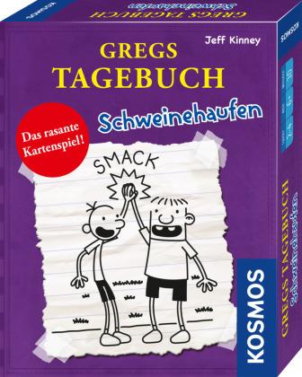 Gregs Tagebuch - Schweinehaufen (Kinderspiel)