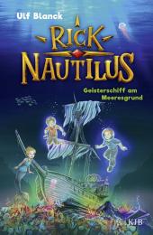 Rick Nautilus - Geisterschiff am Meeresgrund Cover