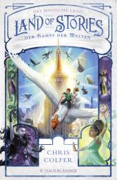 Land of Stories: Das magische Land - Der Kampf der Welten