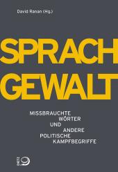 Sprachgewalt Cover