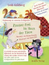 Zimmer Frei im Haus der Tiere - Bilderbuch-Kreativset