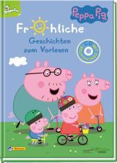 Peppa Pig: Fröhliche Geschichten zum Vorlesen, m. CD