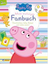 Peppa Pig: Mein wutziges Fanbuch