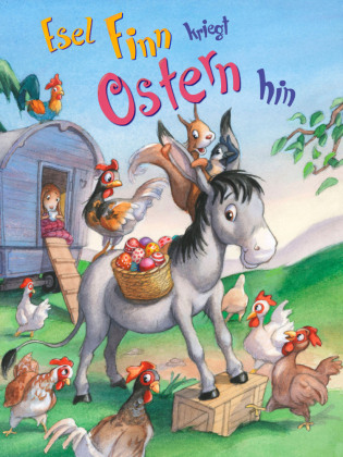 Esel Finn kriegt Ostern hin