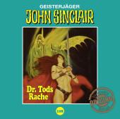 John Sinclair Tonstudio Braun - Dr. Tods Rache, 1 Audio-CD