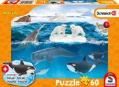 Wild Life, In der Arktis (Kinderpuzzle)