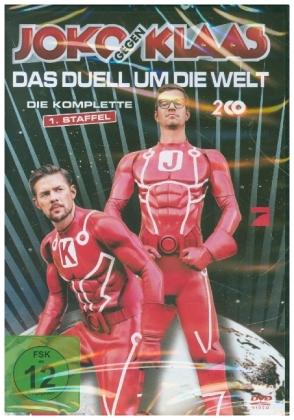 Joko gegen Klaas, Das Duell um die Welt, 2 DVD