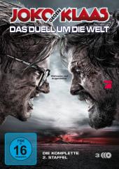 Joko gegen Klaas, Das Duell um die Welt, 3 DVD