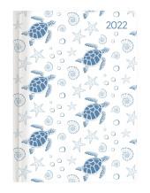 Mini-Buchkalender Style Turtle 2022