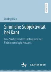 Sinnliche Subjektivität bei Kant