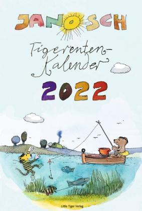 Janosch Tigerentenkalender 2022