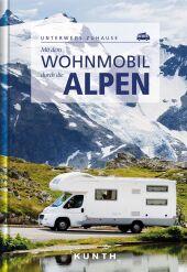 Mit dem Wohnmobil durch die Alpen