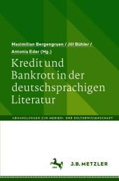 Kredit und Bankrott in der deutschsprachigen Literatur