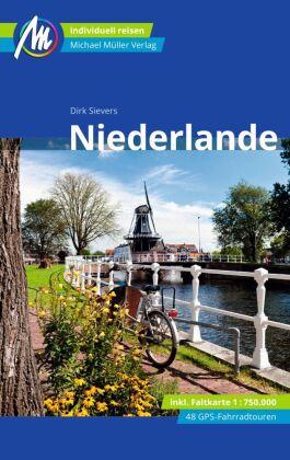 Niederlande Reiseführer Michael Müller Verlag, m. 1 Karte