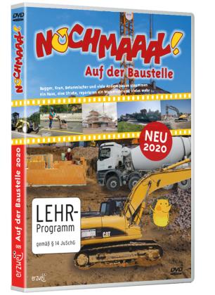 Nochmaaal! - Auf der Baustelle, 1 DVD