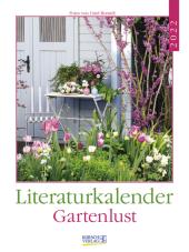 Literaturkalender Gartenlust 2022 Cover