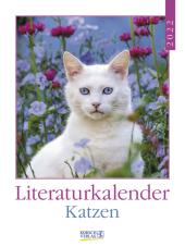 Literaturkalender Katzen 2022 Cover