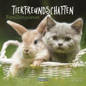 Tierfreundschaften - Familientimer 2022
