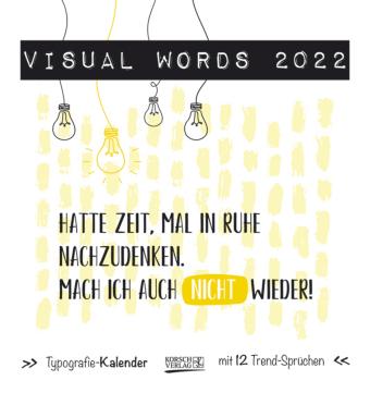 Visual Words Colour 2022