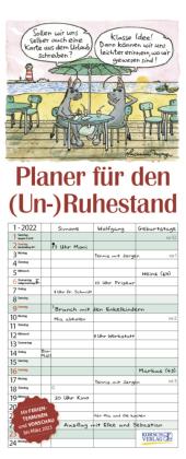 Planer für den (Un-)Ruhestand 2022
